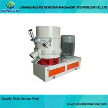 PE pelletizing machine PE film agglomerator densifier machine