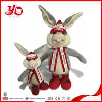 China plush toy Manufacturer long legs rabbit plush toy, stuffed toy rabbit wholesale, plush rabbit