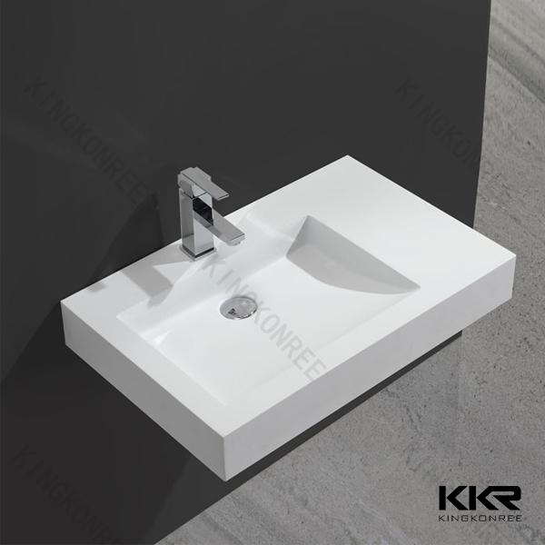 Zwarte steen wastafel vrijstaande toilet wastafel badkamer wastafels product id 60378762765 - Rechthoekige gootsteen ...