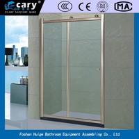 EC-8013B bathroom shower enclosure with seat