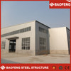 fast build simple prefab steel structure residential building