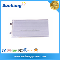 Factory price customized 10Ah rechargeable battery lithium polymer battery 10000mah 3.7v with stable performance