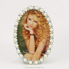 Hot sexy girl foto arte hechos a mano 925 marco de fotos de plata perú HQ111815-46