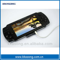 4.3inch super thin touch screen game console mp4 mp5 player