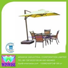 ws11232 jardín mesa con sombrilla