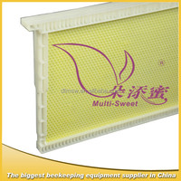 bee keeping plastic bee frames bee hive foundation