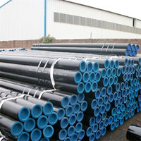 ASTM A106 Gr.B Sch40 BE. carbon black seamless steel pipe/high tensity seamless steel tube gals factory price