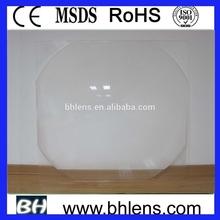 transparent lens / optical glass flat fresnel lenses