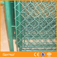 5 foot rubber coated chain link fence