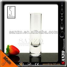 high clear unique glass shot