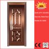 Safety fancy american steel door SC-S080