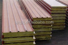 2015 hot-sale exterior wall board sandwich panel used