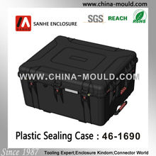 carrying plastic tool case