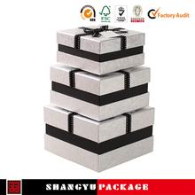 2015 lovely popular paper birthday cake box