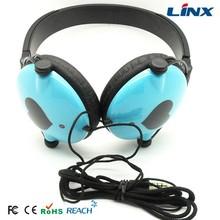 Excellent sound promotional headphone splitter headphone case headphone jack card reader