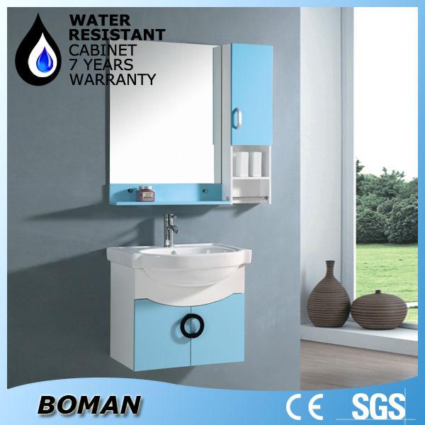 Armoire de toilette portes en aluminium pour salle de bain for Cabinet pour salle de bain