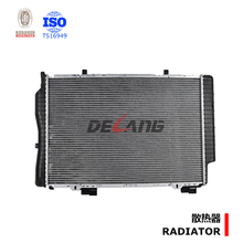 Aluminium radiator factory for MERCEDES C-CLASS W202 with OE 2025004103(DL-B219A)