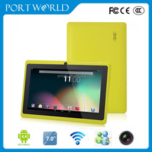 Allwinner A23 Q88 android 4.4 touch screen 7inch oem tablet