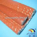 Fireproof manga de fibra de vidrio