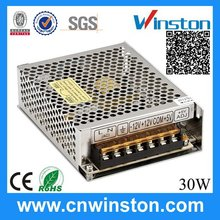 T-30C 30W (-)15V 0.5A top quality new products led strip light power supply