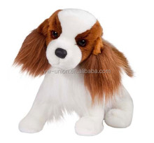 hot selling professional stuffed sitting dog toy