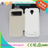 Hot sale portable battery charger, Leather Flip Mobile Case for Samsung Galaxy S4 mini