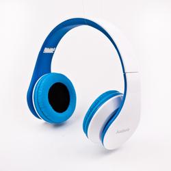 waterproof radio helmet stereo hifi deep bass headphones foldable headphones