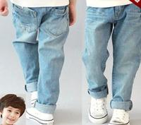 2014 NEW STYLE LONG JEANS, CHILDREN'S JEANS