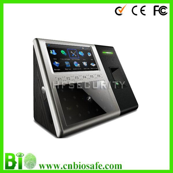 Alibaba vente chaude ZK technologie écran tactile Prix de visage biométrique fréquentation à temps(HF-FR302)