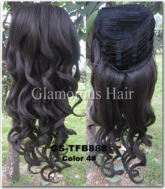 Female Synthetic Wig Good Quality High Heat Exsistant Hair Buy