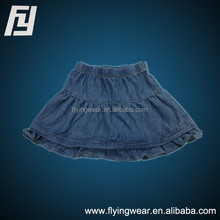 Custom Kids Girls Active Outdoor Outwear Stylish Skirts