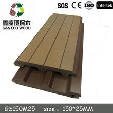 gswpc HOT SALES!!! High Quality Engineered WPC Composite Decking, Wooden Laminated Flooring