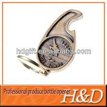 anitque clock keychain bottle opener for sale