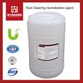 Ph equilibrio de lavandería Neutraling agente líquido para lavadora