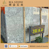 2014 factory frice 3D Grey marble /Interior decorative marble