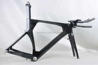 Chinese carbon bicycle frame, 2014 carbon frame, tt bicycle frame
