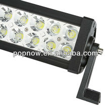 72w led work lights/72w led truck lights/led light bar off road