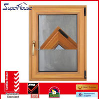 Superhouse tilt and turn window display with Australia standard AS2047