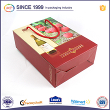 Professional Printing Wholesale Printed Two Piece Decorative Paper Boxes