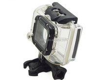 Go pro LCD Version Waterproof Housing case for Go Pro He o 3 . 30-Meter Waterproof GP242