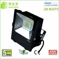 shenzhen plants low price CE UL 50 watt LED flood light high luminous efficiency LED flood light 60 degree beam angle LED lights
