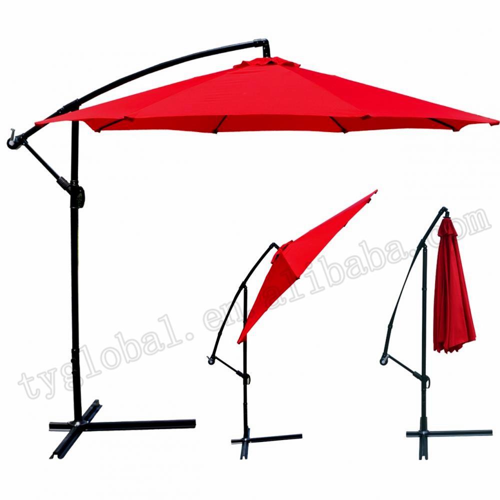 patio umbrella offset 10 feet hanging outdoor market