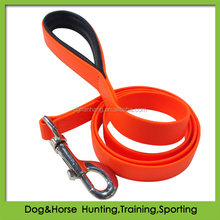 Customized DIY PVC dog leash with soft padding for dog training or walking