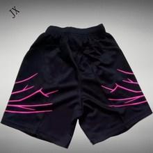 Últimas jóvenes del bádminton deporte desgaste pantalones cortos de bajo precio