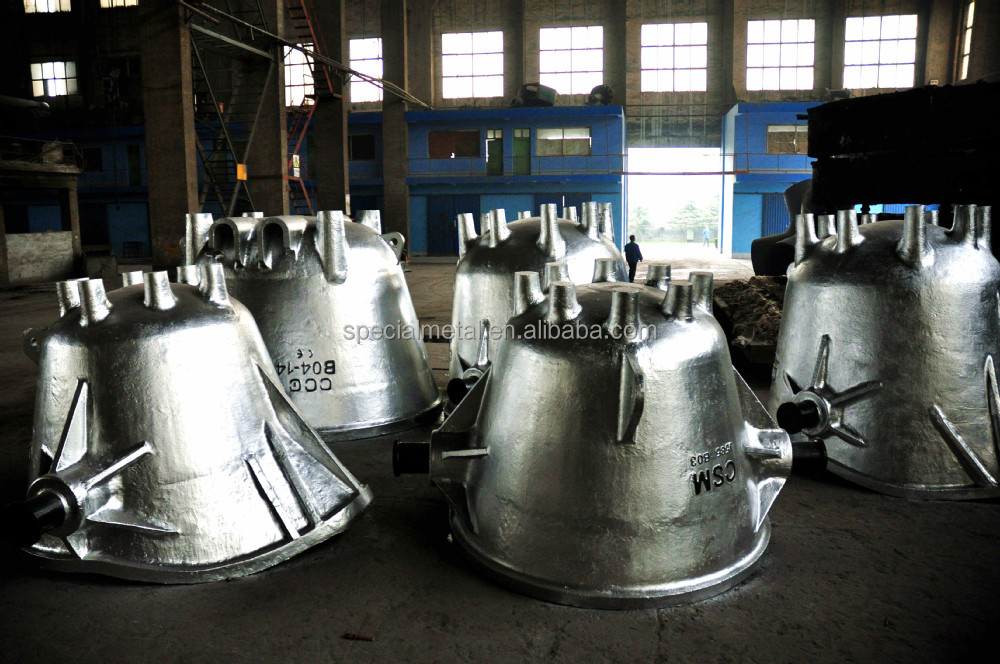 Low Alloy Cast Steel Foundry Ladle