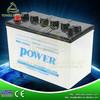 lead acid automobile 12v70ah battery manufacturer