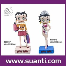 Popular children toys American cartoon betty boop collectibles