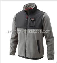 2015 de alta qualidade moda mais baratos homens casacos de lã Polar