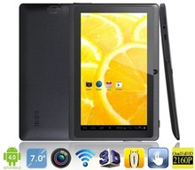 Favorable price ZX-MD7015 7 inch Dual Core tablet pc black color and white and white color optional