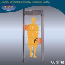 manufacturer direct selling High Security metal checking Walk Through Metal Detector